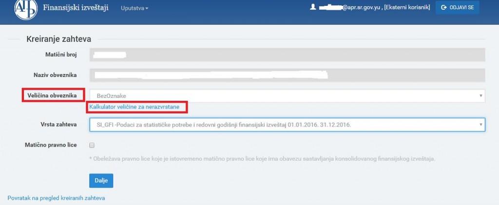 uputstvo sa statisticki izvestaj i godišnji finansijski izveštaj - slika 5