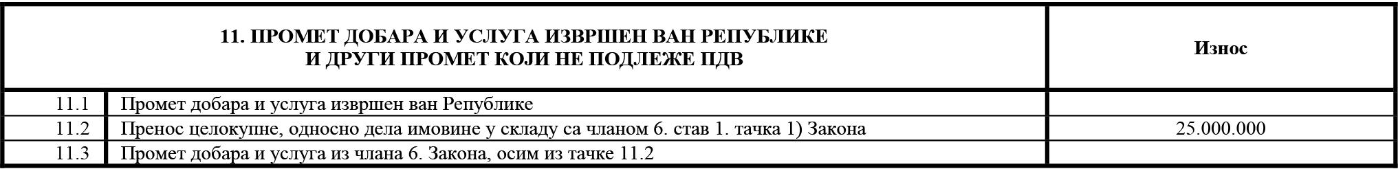 uputstvo PU obrazac POPDV primer 137